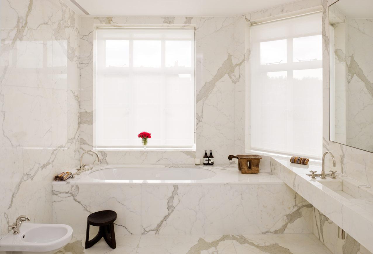 Bathroom Ideas Calcutta Marble : Grosvenor square