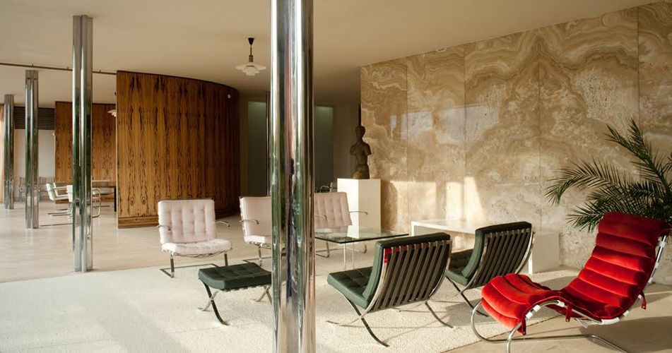 Villa Tugendhat Refurbishment