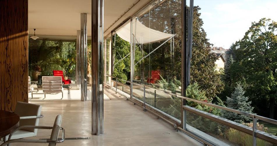 Furniture commercial furniture furniture furniture and furnishings - Villa Tugendhat Refurbishment